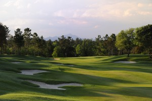 Tour Course Loch 12 (Foto: PGA Catalunya Resort)