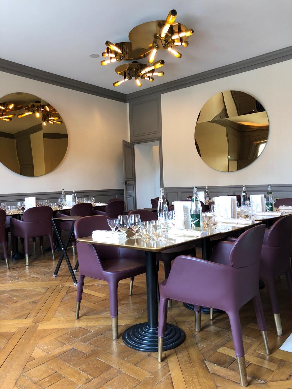 Haute Cuisine im Schloss-Restaurant ORE. (Foto: Jürgen Linnenbürger)