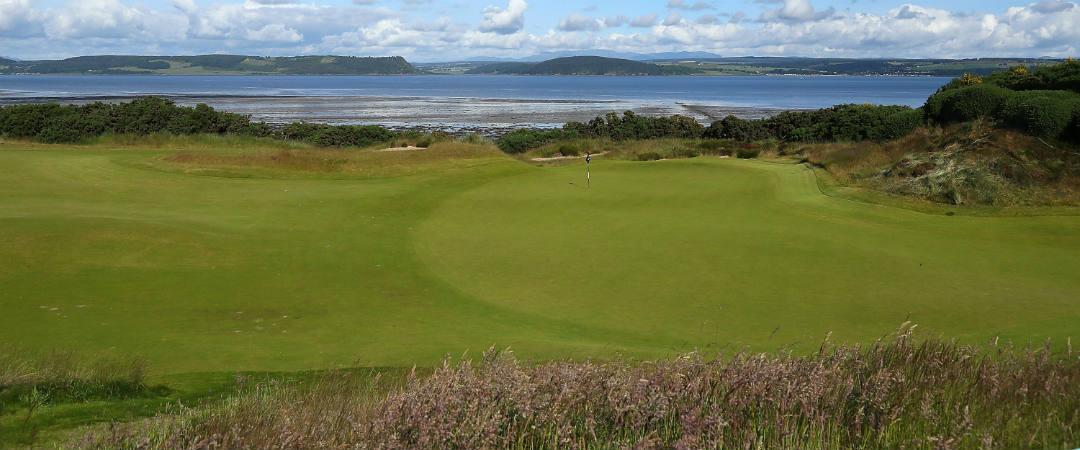 Castle Stuart Golf Links ist der Austragungsort der Scottish Open 2016. (Foto: Getty)