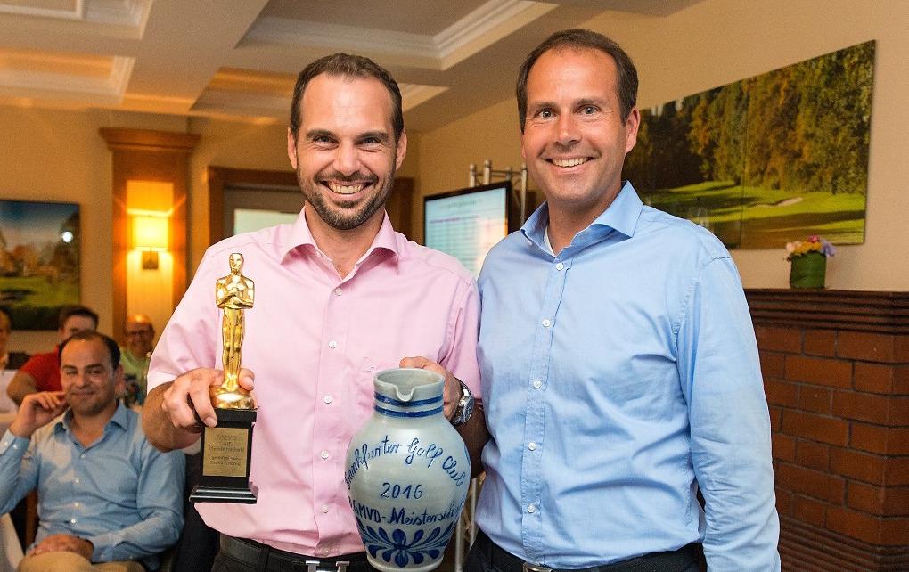 20. GMVD-Meisterschaft im Frankfurter Golf Club