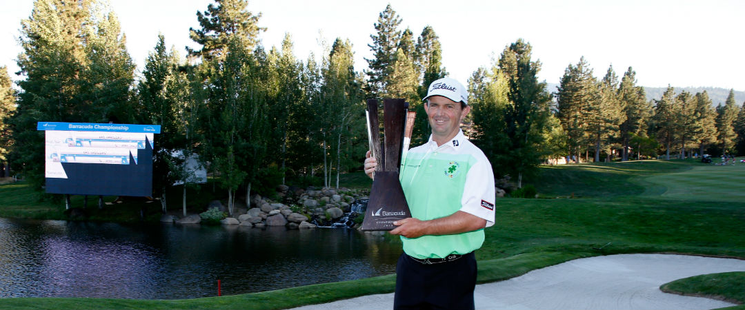 Greg Chalmers gewinnt die Barracuda Championship. (Foto: Getty)