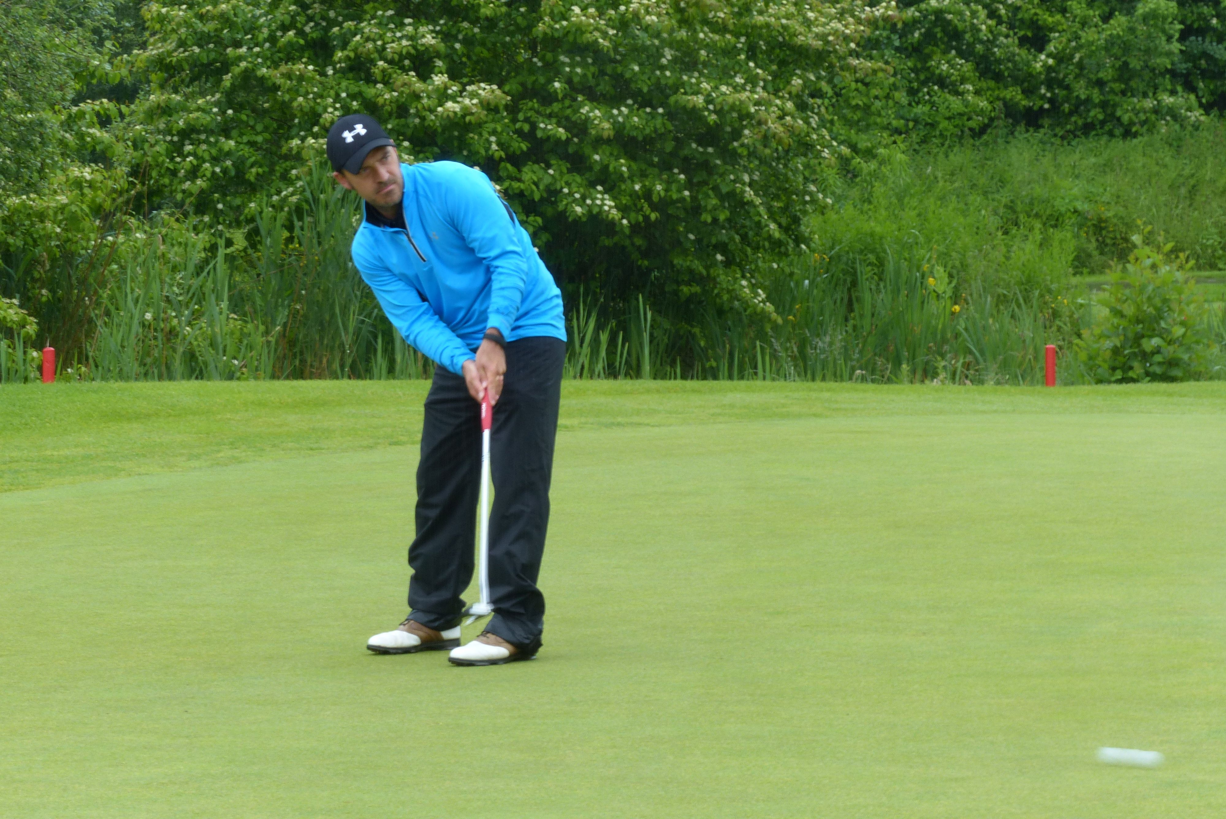Vierter Spieltag der Kramski Deutsche Golf Liga im GC Augsburg