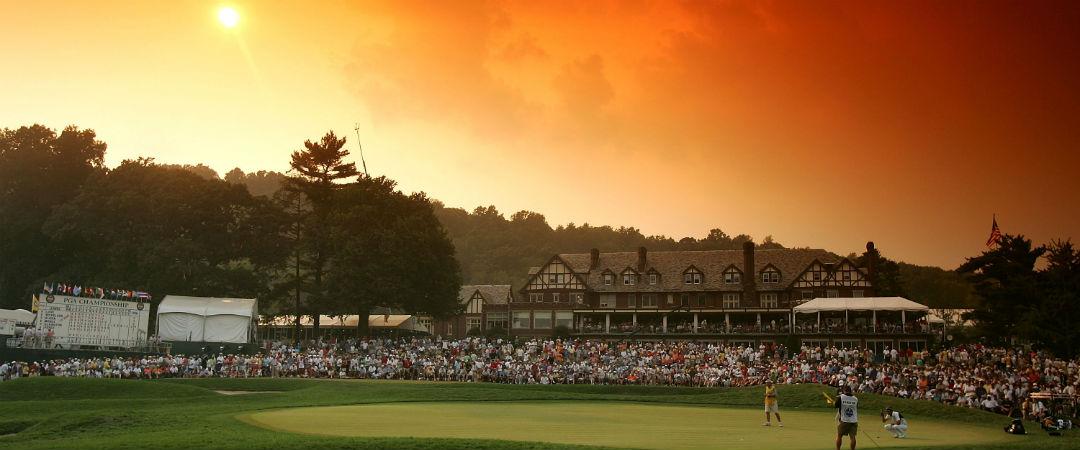 Zum zweiten Mal findet die US PGA Championship im Baltusrol Golf Club statt. Das letzte Major des Jahres in New Jersey. (Foto: Getty)