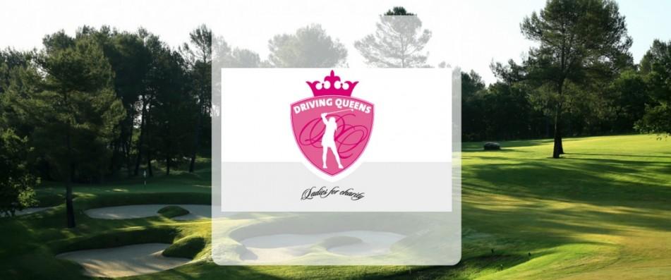 """""""Driving Queens - Ladies for Charity"""" ist der erste deutsche Ladies-Golfverein, der mit seinem Golfspiel Gutes tut."""