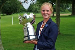 Sophie Hausmann gewinnt ersten großen Titel (Foto: DGV/stebl)
