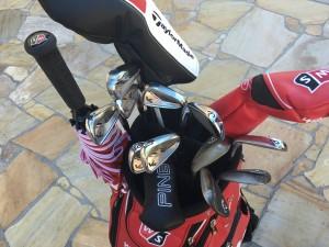 Marcel Siem Equipment auf einen Blick. (Foto: Golf Post)