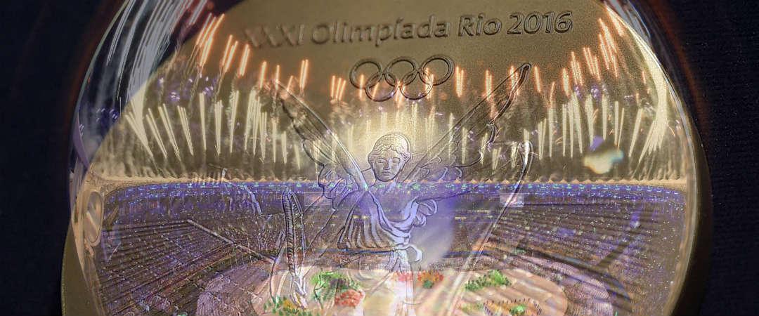 Olympia 2016 in Rio de Janeiro endet mit großem Feuerwerk, nachdem zuvor 306 Mal um Medaillen gekämpft wurde.