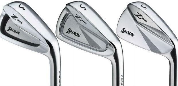 Drei verschieden Eisensätze bietet Srixon in der neuen Z65 Serie an. (Foto: Srixon)