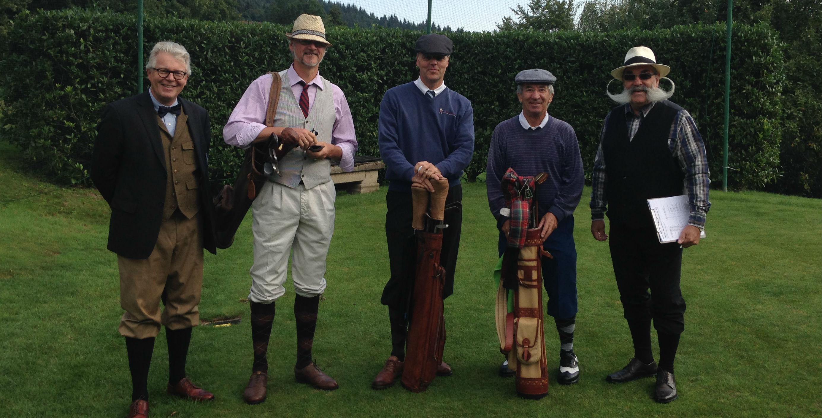 Golf wie in den 30er Jahren