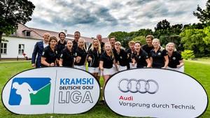 Der G&LC Berlin-Wannsee geht als Titelverteidiger ins Final Four. ( Foto: DGV)