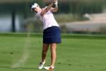 In der zweiten Runde der Reignwood LPGA Classic zeigt sie ihr Können: Caroline Masson. (Foto: Getty)