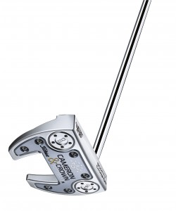 Der Scotty Cameron Futura X5R im Cameron & Crown Design. (Foto: Scotty Cameron)