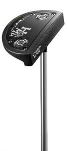 Das Mallet-Modell aus der neuen Honma TW-PT Putter Serie. (Foto: Voss Communications)