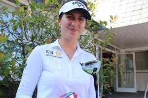 """Einer von Sandra Gals """"Lieblingen"""" - Das Rarzr Fit Xtreme Holz 7. (Foto: Golf Post)"""