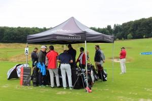 Golf Post war beim Titleist Medien-Launch im Hofgut Georgenthal dabei und hat die neuen Schläger getestet. (Foto: Golf Post)