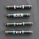 Die unterschiedlichen Schwerpunktpatronen von Titleist für die SureFit-CG-Kartuschen (Foto: Golf Post)