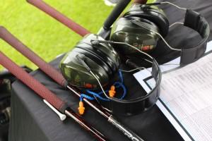 Titleist hatte beim Medien-Launch des 917D Drivers einen Soundtest vorbereitet. (Foto: Golf Post)