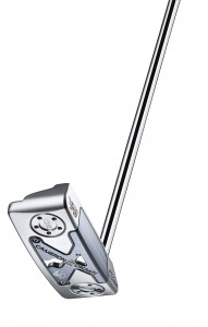 Der Scotty Cameron Newport M2 Mallet im Cameron & Crown Design. (Foto: Scotty Cameron)