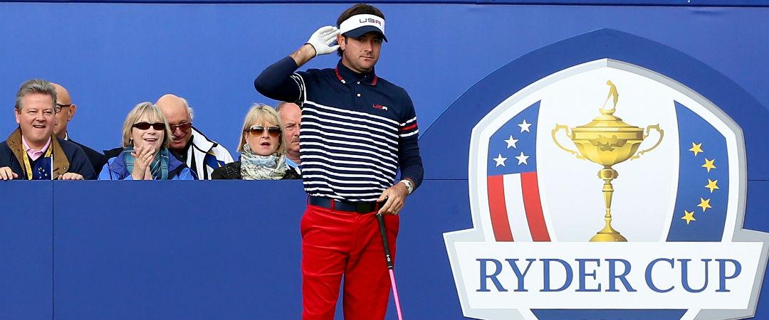 Bubba Watson muss nicht auf den Ryder Cup verzichten. Als Vizekapitän fährt er nach Hazeltine. (Foto: Getty)