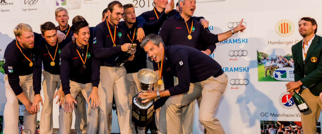 Deutscher Meister 2016 in der Kramski Liga