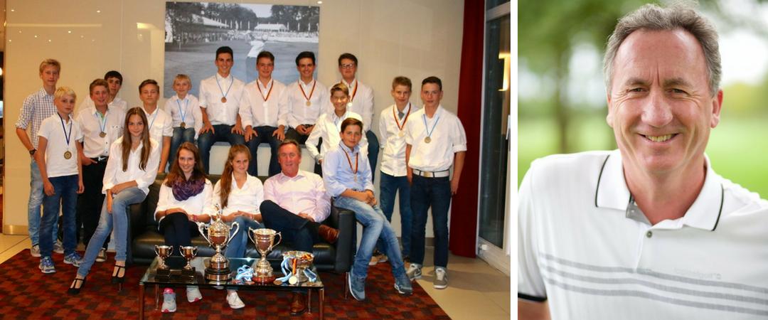 Interview mit Ken Williams - Coach des Golfclubs München Eichenried