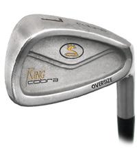 Das erste Oversize Eisen von Cobra Golf aus dem Jahr 1994. (Foto: golfwrx.com)