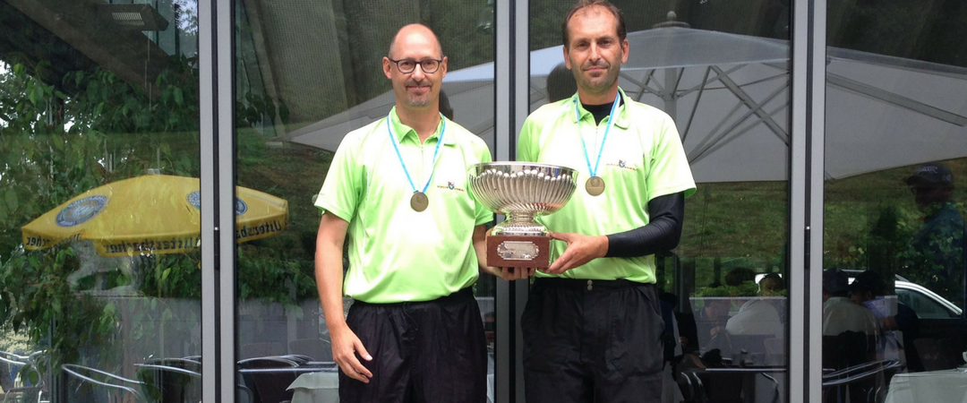GC Augsburg triumphiert bei bayrischen Vierer-Meisterschaften