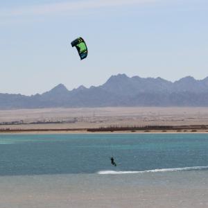 Neben Golf- ist Somabay auch ein Wassersportparadies.