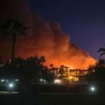 Mitte Juli brannten 350 Hektar Wald in der Umgebung des Aldiana Clubs. (Foto: Getty)