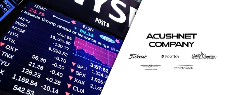 Acushnet: Dank Börsengang Aufstieg zur Nummer 1?