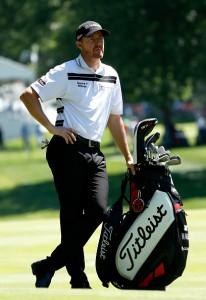 Acushnets Schlägermarke Titleist stattet einiger der besten Spieler der Welt aus. Hier zu sehen ist der PGA Championship Sieger 2016, Jimmy Walker. (Foto: Getty)