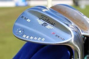 """""""Hammer"""" - damit sind die Eisen schnell identifizierbar. (Foto: Golf Post)"""