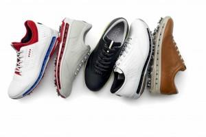 Das neue Modell ist in fünf verschiedenen Farben erhältlich. (Foto: Ecco Golf)