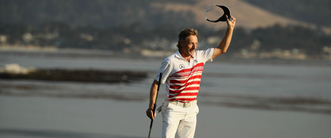 Bernhard Langer steht in Arizona vor der erneuten Krönung einer tollen Saison. (Foto: Getty)