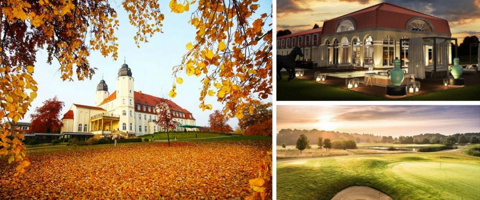 Das Schlosshotel Fleesensee mit attraktiven Angeboten zur Wiedereröffnung