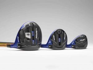 Neben dem neuen Driver bietet Mizuno noch Fairwayhölzer und Hybriden in der JPX900-Serie an. (Foto: Mizuno)