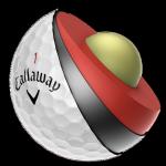 Der Chrome Soft ist ein 4-Piece-Ball. (Foto: Callaway)