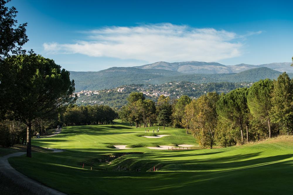 Golfclub Le Chateau Terre Blanche Nizza Porsche Golf Cup