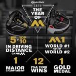 Wahrlich ein Sahnejahr für die M-Driver. (Foto: TaylorMade)