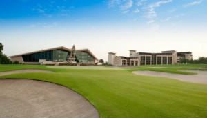 Der Abu Dhabi Golf Club ist die zweite Station auf dem Weg zum Golf Weltrekord.