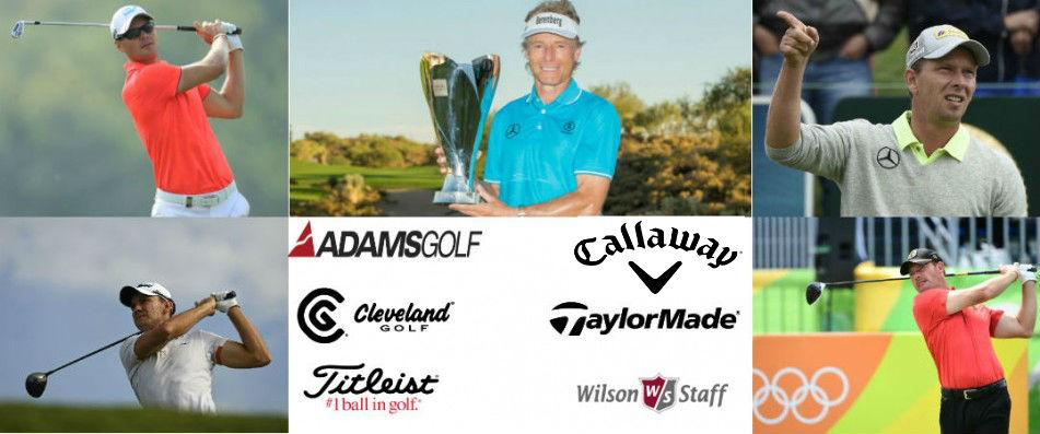 Golf Post hat zum Jahresende das Equipment der deutschen Tour-Profis unter die Lupe genommen. Der