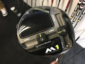 Golf Post hat den neuen M1 Driver im TM Headquarter in England bereits unter die Lupe genommen. (Foto: Golf Post)
