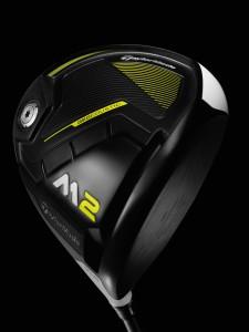 Neue Technologie, neuer Sound und neues Sohlendesign - der neue M2 Driver. (Foto: TaylorMade)