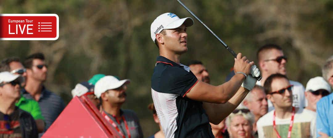 Martin Kaymer muss hart um den Sieg bei der Abu Dhabi HSBC Championship kämpfen. (Foto: Getty)