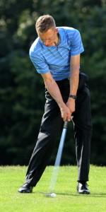 Das Erscheinungsbild Ihres Schwunges spielt keine Rolle, so lange Sie den Schläger richtig an den Ball bringen. (Foto: Oliver Heuler)