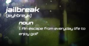 Jailbreak bedeutet nichts anderes als aus dem Alltag auszubrechen und den schönsten Sport der Welt, das Golfen, zu genießen. (Foto: Callaway)