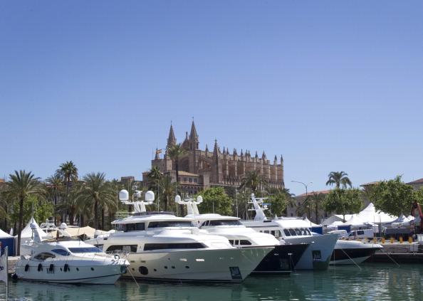 Hafen von Palma (Foto: Getty)