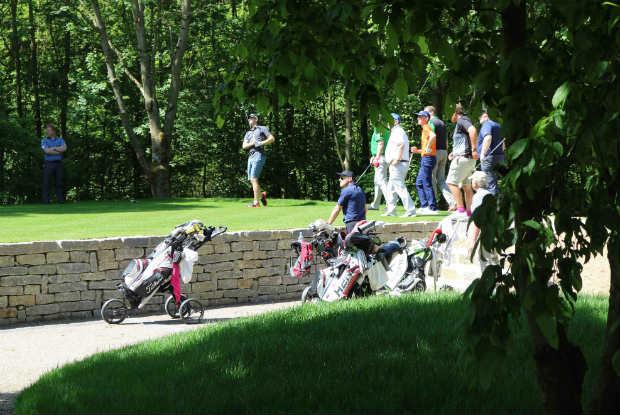 Der perfekte Tag und die Runde des Lebens - das war der Callaway Jailbreak mit Thomas Pieters. (Foto: Golf Post)