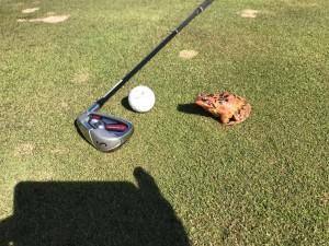 Nicht nur die drei Golf Post Tester waren von den D300 Eisen von Wilson Staff angetan. (Foto: Gregor Lubina)