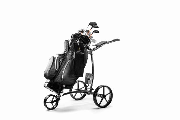 Der K8 ist das absolute Nonplusultra. Mehr geht bei Kiffe Golf nicht. (Foto: Kiffe Golf)